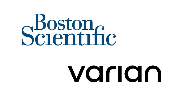 Boston Scientific Sells Microspheres to Varian