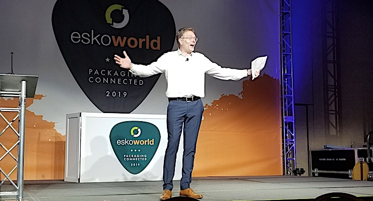 EskoWorld promotes learning, networking