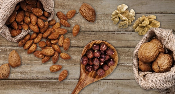 Nut Consumption May Improve ED