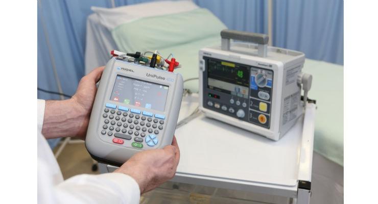 Rigel Medical Launches New Defibrillator Analyzer