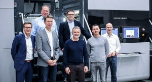 Koenig & Bauer Sells 5th RotaJET for Decor Printing