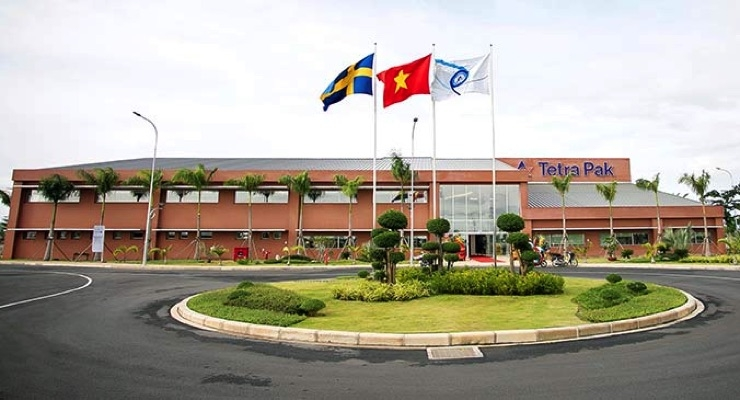 ​​​​​​​​Tetra Pak Inaugurates Vietnam's 1st Carton Packaging Material Factory in Binh Duong