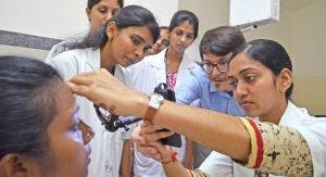 Smartphones as Ophthalmoscopes Save Sight