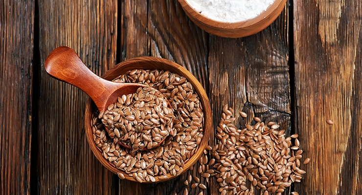 Demand for Vegan & High Protein Ingredients to Elevate Flax Consumption