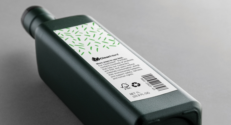 Avery Dennison provides a wide range of FSC-certified paper facestocks.