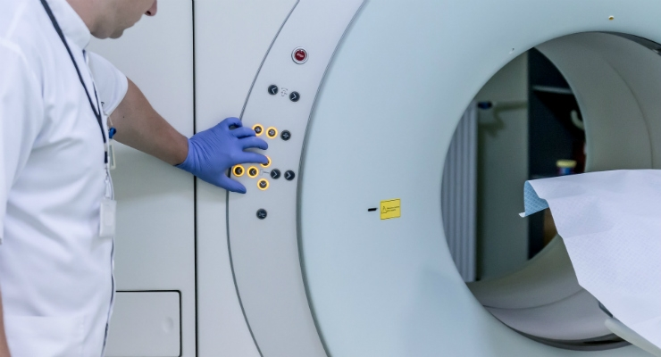 An MRI only has a specificity of 73 percent and sensitivity of 42 percent.