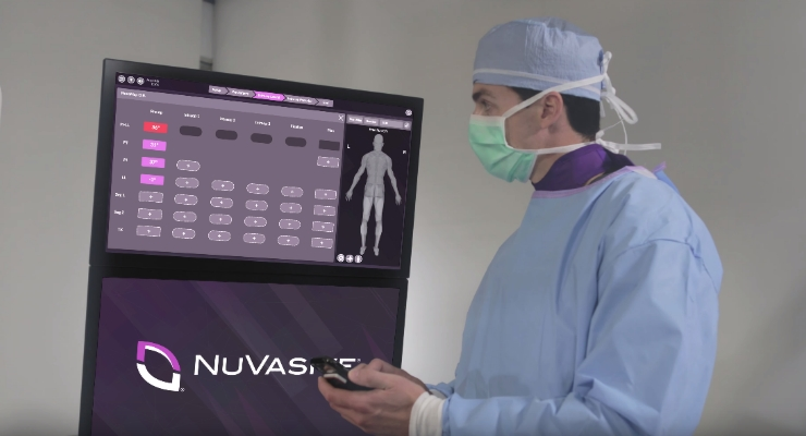 NuVasive Launches First Integrated Platform to Enable Better Spine Surgery