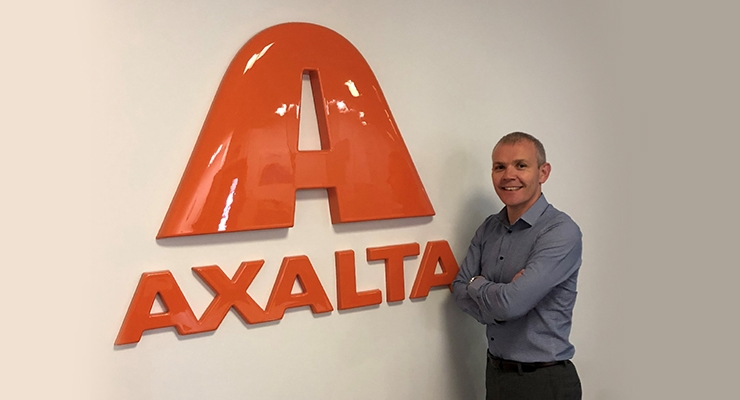 Axalta Hires Regional Refinish Director