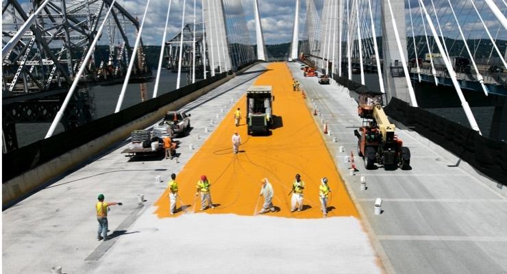 GCP's ELIMINATOR Bridge Deck Waterproofing Membrane Safeguards 12,000+ Road, Rail Bridges