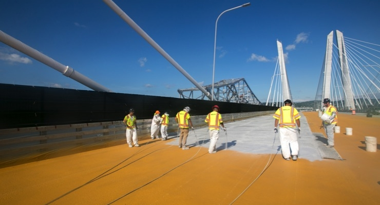 GCP's ELIMINATOR Bridge Deck Waterproofing Membrane Safeguards 12,000+ Road, Rail Bridges