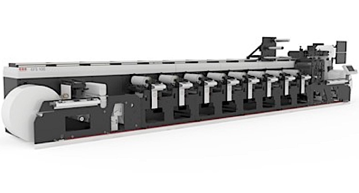 MPS introduces EFS and EFA flexo press lines