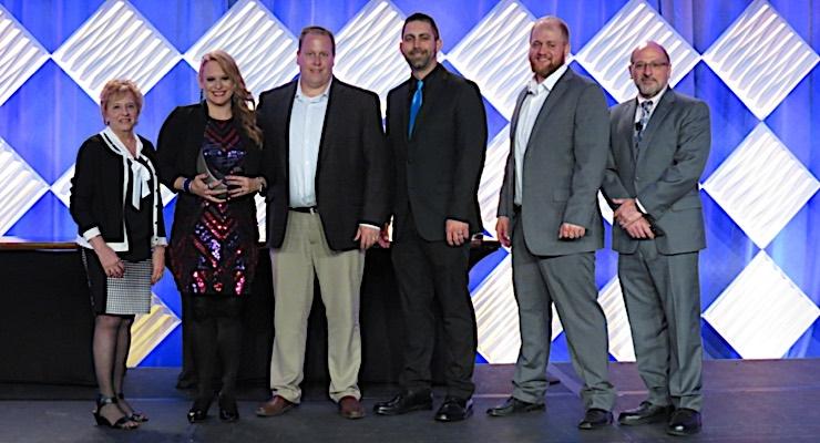 PCMC receives 2019 FTA Technical Innovation Award
