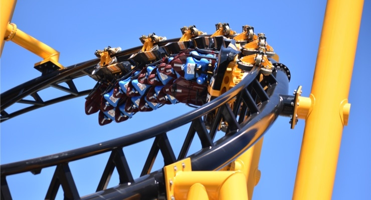 PPG Coatings Protect KENNYWOOD Park's New Steel Curtain Roller Coaster, Cars