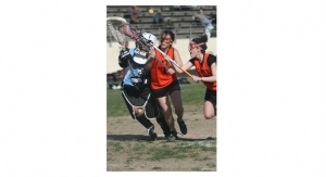 AOSSM News: Use of Headgear Reduces the Rate of Head, Face Injuries in High School  Women's Lacrosse