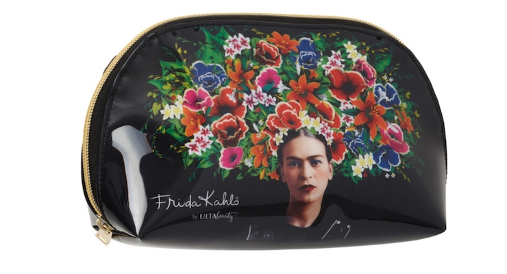 A Look at Frida Kahlo by Ulta Beauty's Rose-Red Packaging