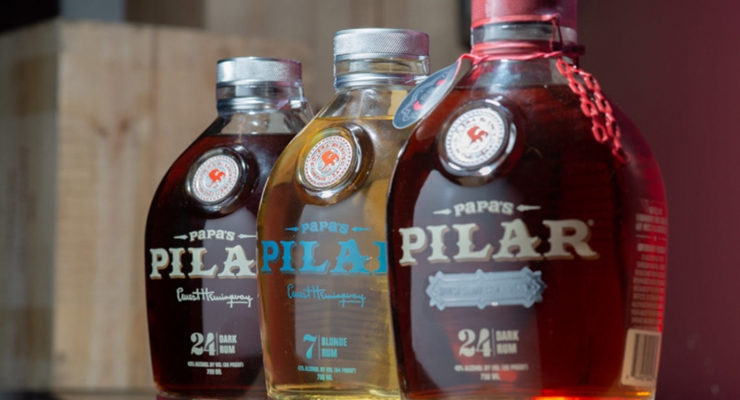 PAPA'S PILAR RUM | FLEXIBILITY IN CUSTOM SPIRIT PACKAGING