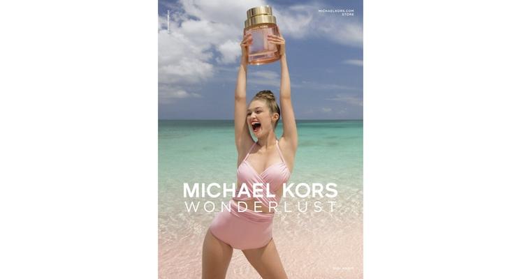 Michael Kors Debuts New Fragrance Campaign with Gigi Hadid