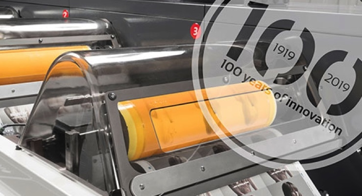 Nilpeter Introducing New Solutions at Labelexpo Europe 2019