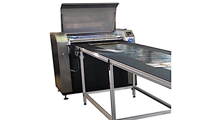 Flexo Wash unveils new plate washer