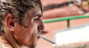Cloud Based Nicotine Monitoring for Tobacco Users and Doctors