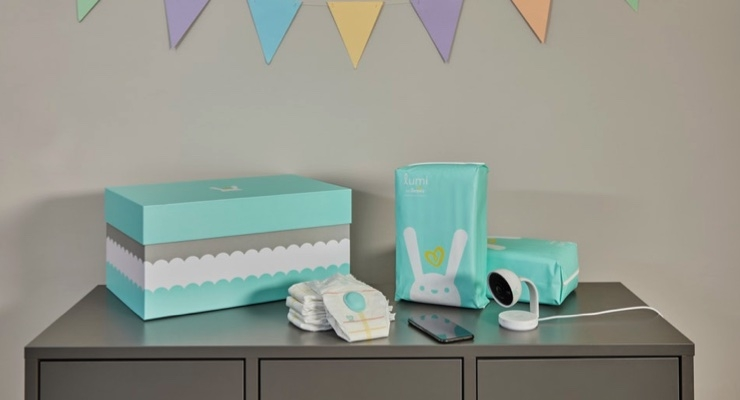 Pampers Develops Smart Diaper System