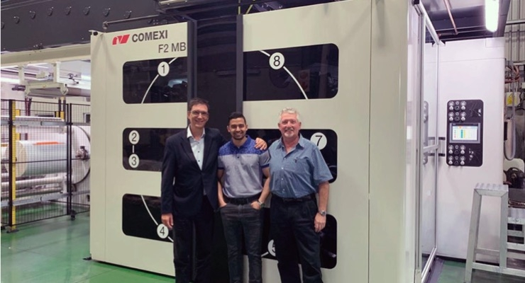 Tropic Plastic & Packaging Acquires 5th Comexi Flexo Press