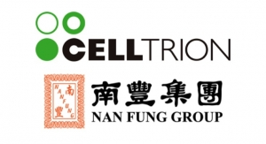 Celltrion, Nan Fung Group Set Up Bio CDMO in China