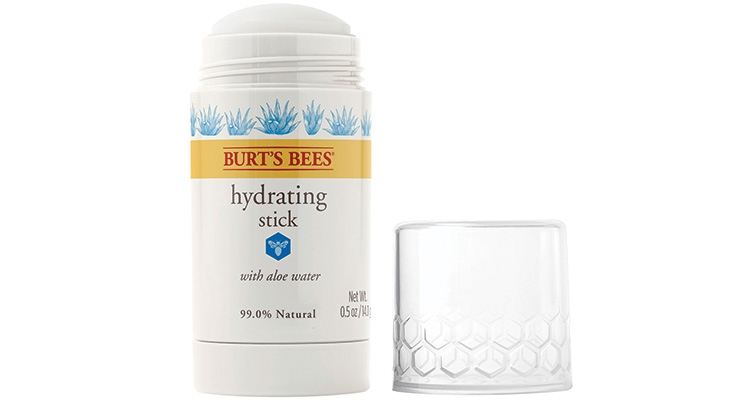 Burt's Bees partnered with Nate Packaging to produce a customized stock package for its Hydrating Face Stick. The 30ml, airtight, all-PP resin stick was a perfect fit for the brand.