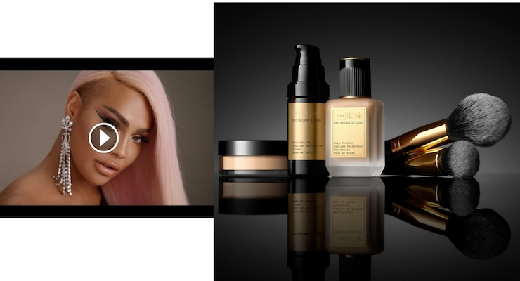 Pat McGrath Labs Launches Campaign By Steven Meisel for New Foundation Makeup