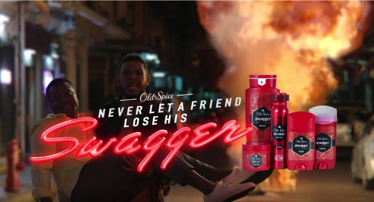 Old Spice Launches Ad Campaign
