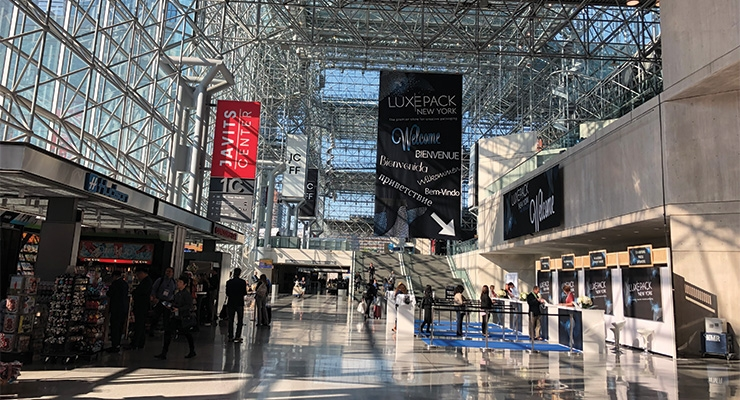 Luxe Pack New York: It's a Hit at Javits