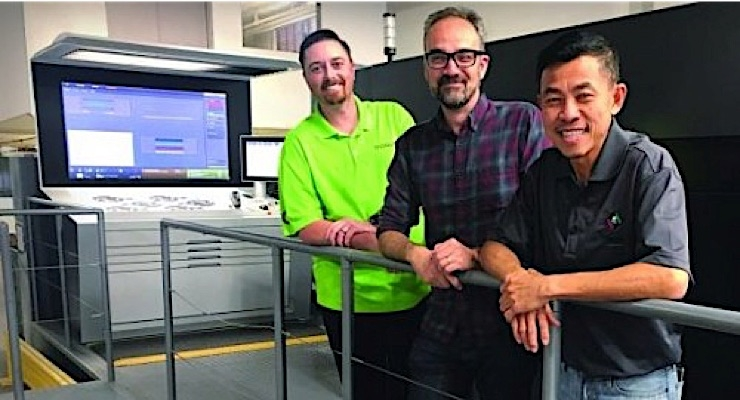 Moquin Press finds success with Heidelberg's Prinect Business Manager