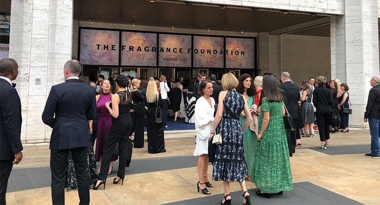 Fragrance Foundation Awards: Beauty Meets Fashion