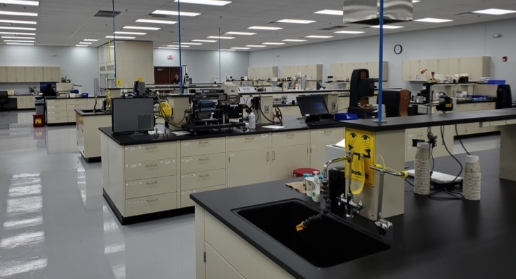 INX Completes West Chicago R&D Center Expansion