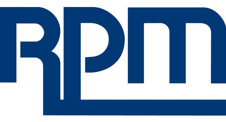 RPM Reports Results for Fiscal 2019 4Q, Year End