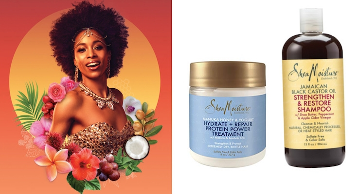 SheaMoisture To Host A Four Day Pop-Up