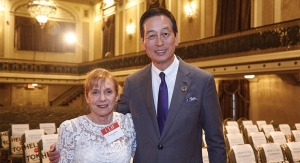 Shiseido's Masahiko Uotani Addresses CEW