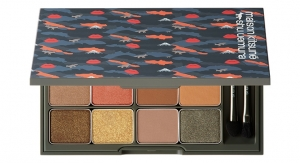 A Camo-Style Collaboration for Maison Kitsuné, Paris, and shu uemura
