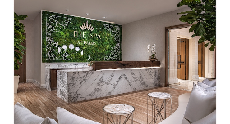 Palms Casino Resort Opens A Spa & Salon, with an Astrology Theme