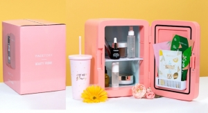 Take a Look at the First-Ever Beauty Fridge