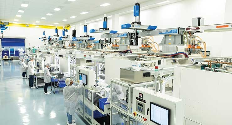 Manufacturing - Medical Product Outsourcing