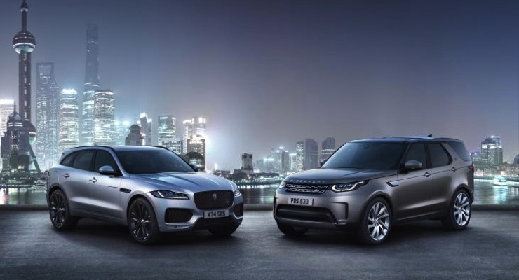 Glasurit, Jaguar Land Rover Europe Partner