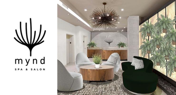Red Door Rebrands, Is Now Mynd Spa & Salon