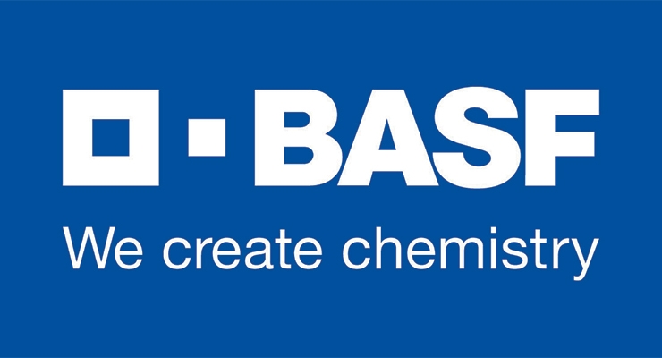 BASF Group Sales Slightly Lower in 2Q