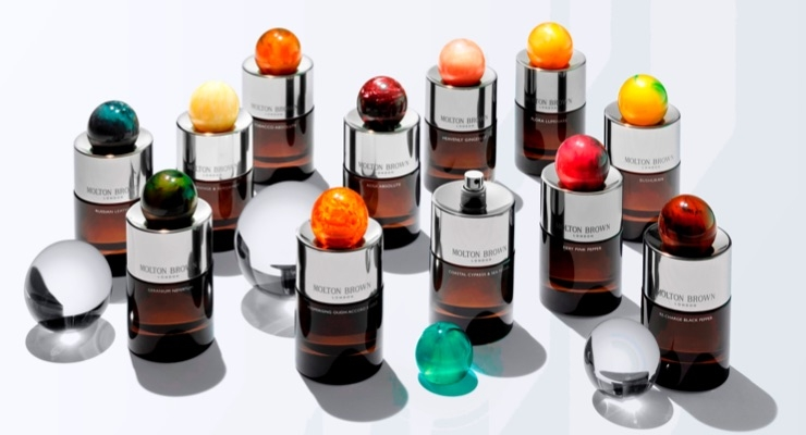 Molton Brown Unveils Individualized Fragrance Collection