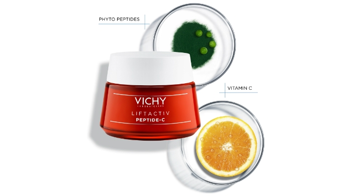 Vichy Debuts New Anti-Aging Moisturizer