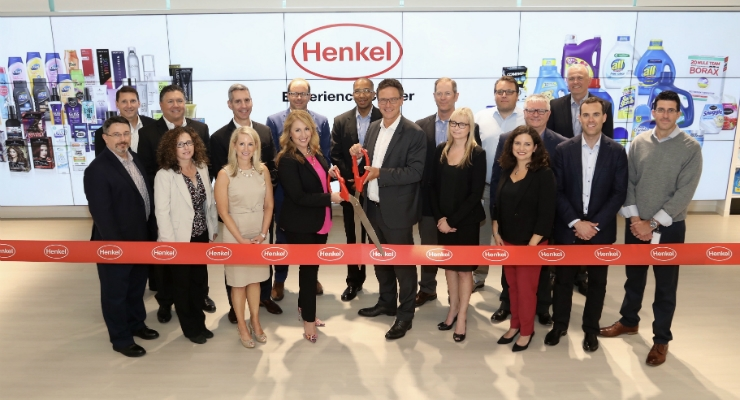 Henkel Opens Customer Experience Center