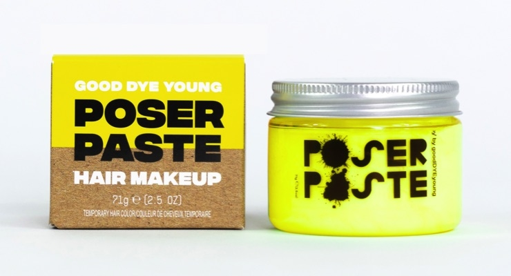 Poser Paste is a wash-out product.
