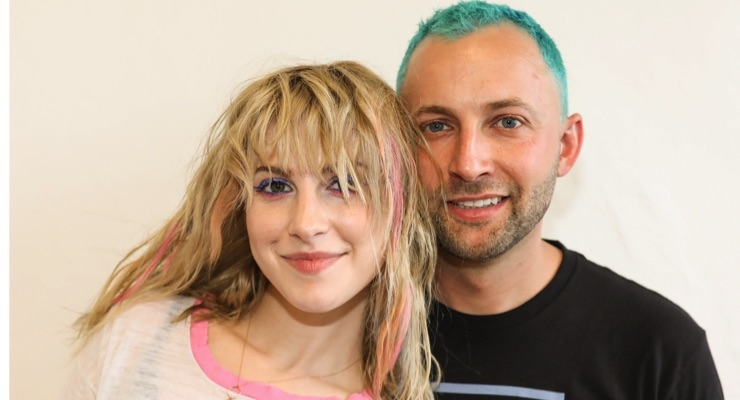 Hayley Williams and Brian O'Connor.