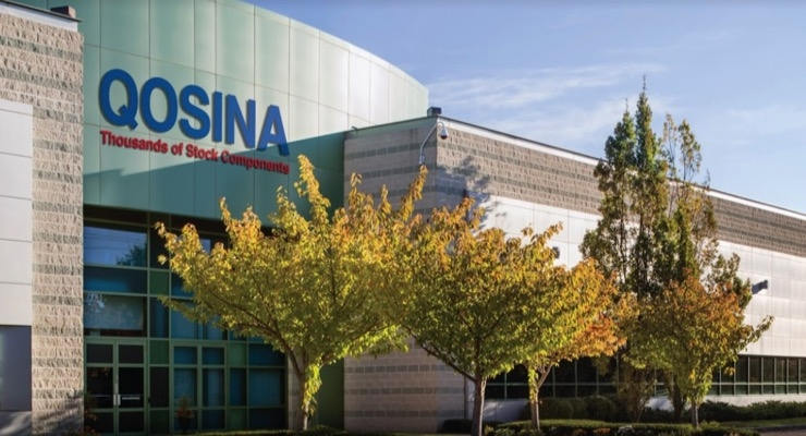 Qosina Corp. Receives ISO 22301 Certification